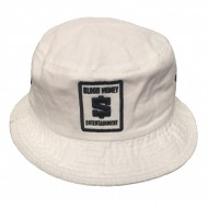 Blood Money Bucket Hat White
