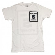 Worker Classic Blood Money T-Shirt White
