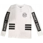 Money Gang All 3M Reflective White