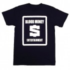 BME T-Shirt Black White Logo