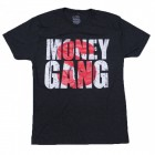 Big Money T-Shirt Ash Black