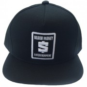 Blood Money Hat Black