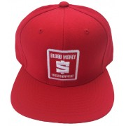 Blood Money Hat Red