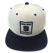 Blood Money Hat White