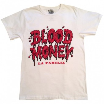 Blood Money Swag T-Shirt White