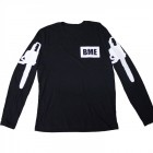 Chainsaw Long Sleeve T-Shirt Black