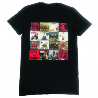 The Classic Albums Shirt Black