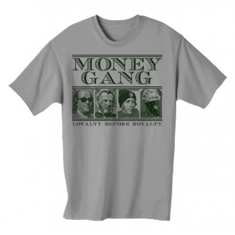 Dead Presidents T-Shirt Green Print