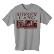 Dead Presidents T-Shirt Red Print