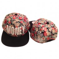 Full Floral Crown Money Hat