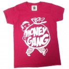 Hot Pink Fatboy Girl Tshirt