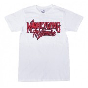 Money Gang Millionaire T-Shirt White with Red and Black