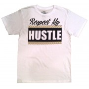 Respect My Hustle White