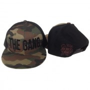The Gang Camo Hat
