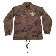 Winners Circle Logo Windbreaker Camo