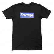 Savage T-Shirt Black