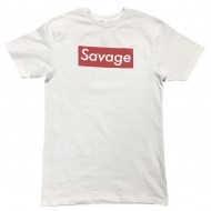 Savage T-Shirt White