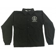 Winners Circle Logo Windbreaker Black
