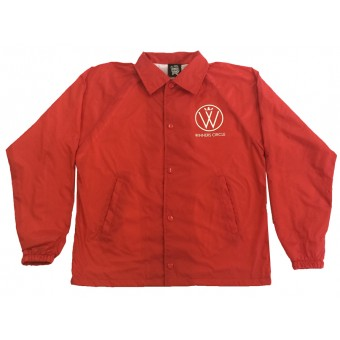 Winners Circle Logo Windbreaker Red