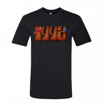 1992 Logo Black T-Shirt