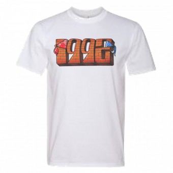 1992 Logo White T-Shirt