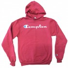 Champion x Compton Hoodie Red