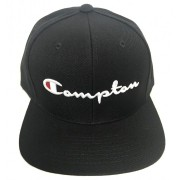 Compton Hat Champion Script Black
