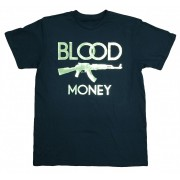 By Any Means BME T-Shirt Black Gold
