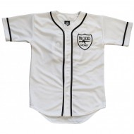 Blood Money Baseball Jersey White