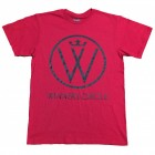 Winners Circle Logo T-shirt Red