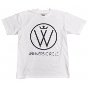 Winners Circle Logo T-shirt White